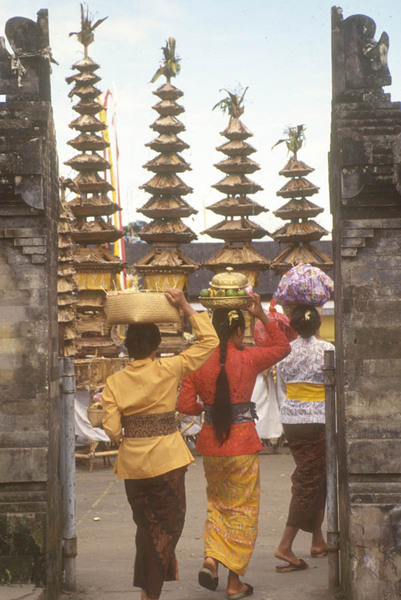 Temple offering