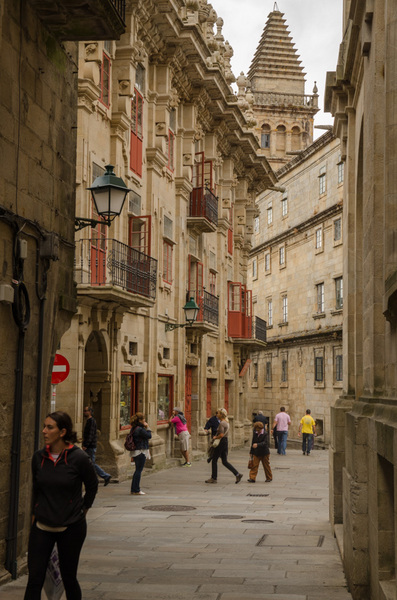 Santiago de Compostela 