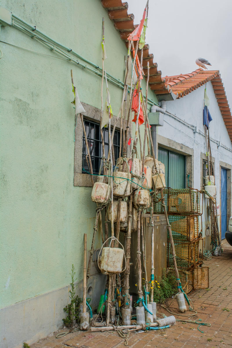 fishing village, Viana do Castelo