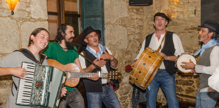 Traditional Galicia Music