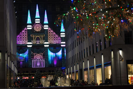 Saks Fifth Avenue Rockefeller Plaza