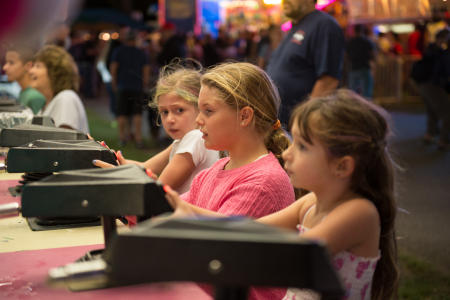 Games, Dutchess County Fair