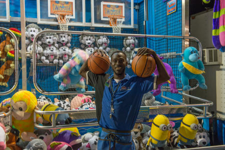 Prizes, Games, Dutchess County Fair