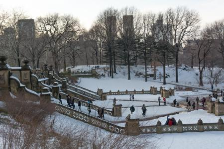 Central Park, Bethesda 