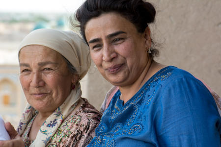Khiva ladies