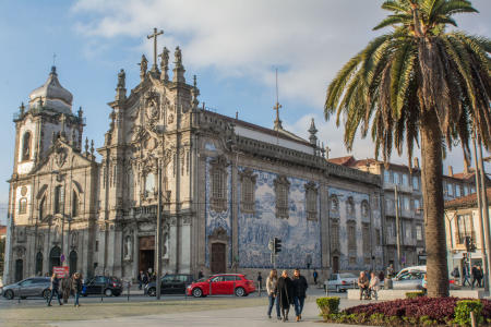 Cathedral, Porto, Portugal