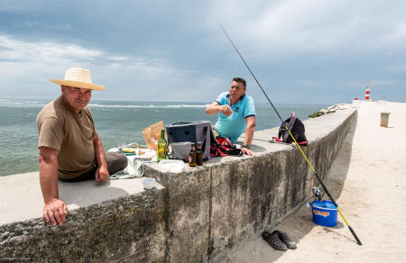 Fishermen, Viana do Castelo