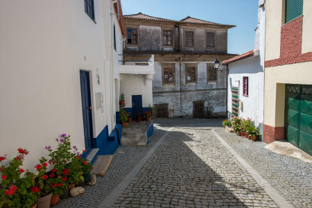Small Village Northern Portubal